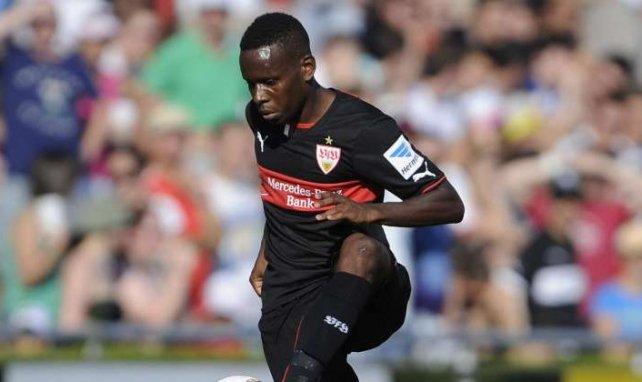 Sein Vertrag am Neckar läuft aus: Ibrahima Traoré