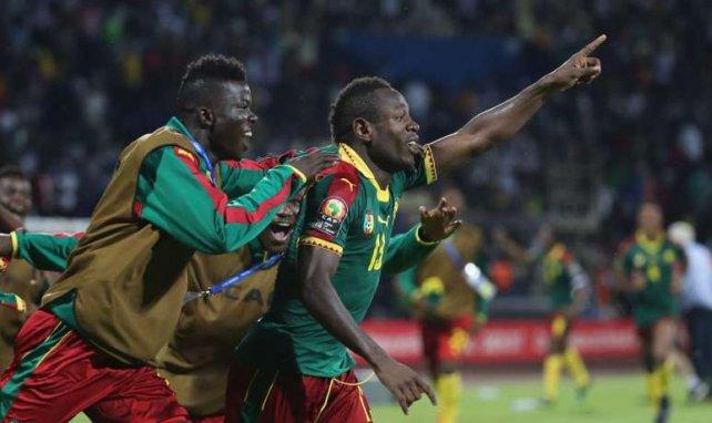 Spielte sich beim Afrika Cup ins Rampenlicht: Christian Bassogog