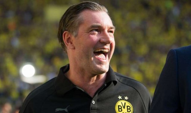 Sportchef Michael Zorc hat das nächste Talent an Land gezogen