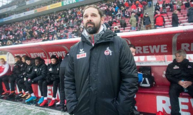Stefan Ruthenbeck wird bei Abstieg seinen Platz räumen