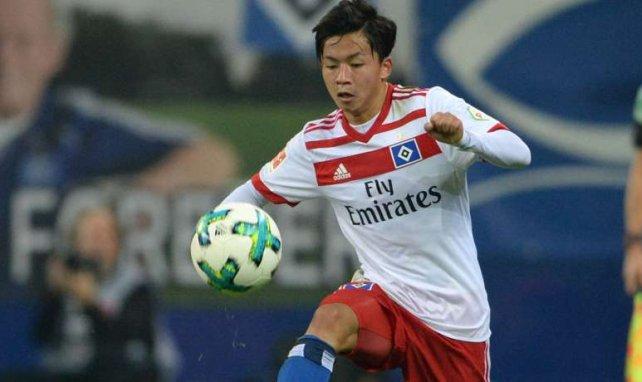 Tatsuya Ito will sich beim HSV durchsetzen