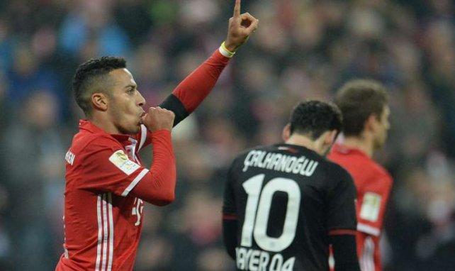 Thiago fühlt sich in München pudelwohl