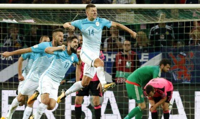 Traf doppelt in der WM-Qualifikation: Roman Bezjak