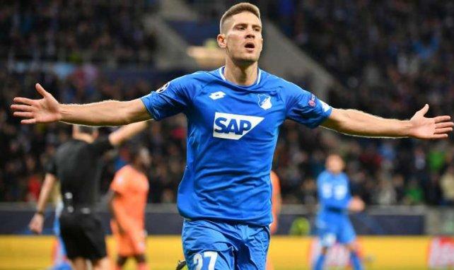 Traf gegen Olympique Lyon doppelt: Andrej Kramaric