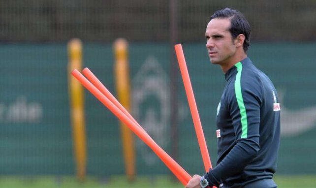 Vom Interimscoach zum Cheftrainer: Alexander Nouri