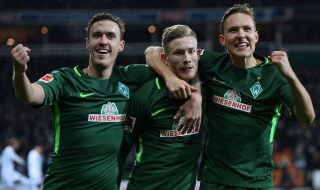 Werder überzeugte beim 3:1 gegen Wolfsburg