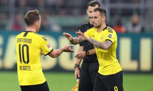 Zwei Dortmunder im Spurs-Fokus