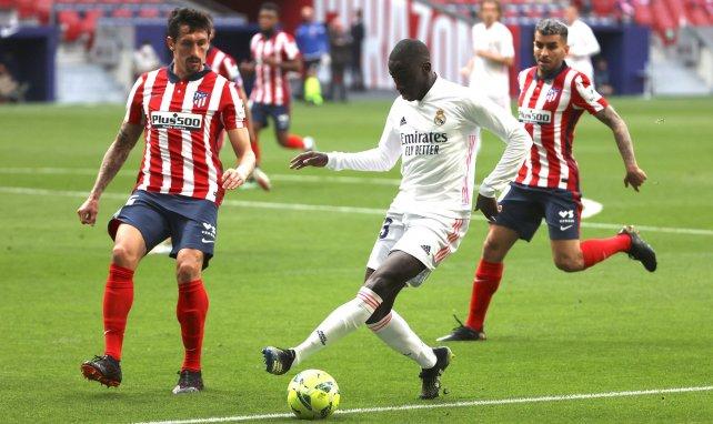 Ferland Mendy im Einsatz gegen Atlético Madrid
