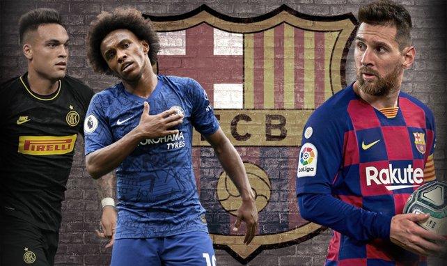 Leo Messi wünscht sich Verstärkungen