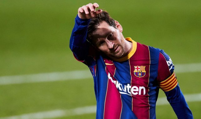 Lionel Messi ist sechsfacher Weltfußballer