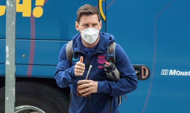 Messi-Vertrag: Laporta zuversichtlich