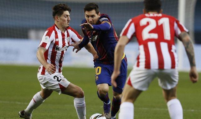 Lionel Messi setzt sich durch