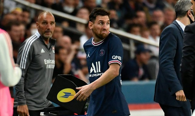 Messi: Kein Zoff mit Pochettino