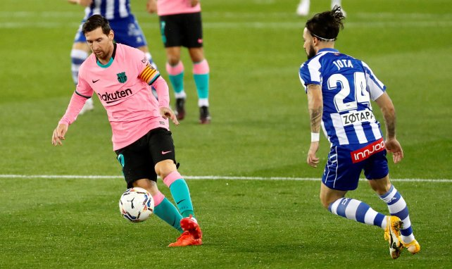 Medien: City mit Zehnjahresplan bei Messi