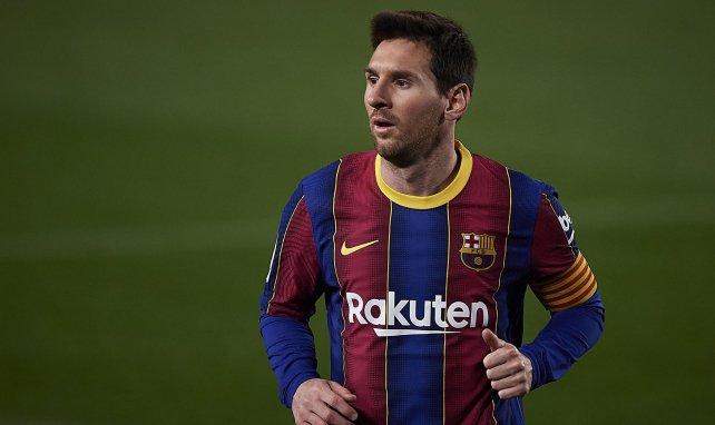 Lionel Messi ist Barcelonas Kapitän