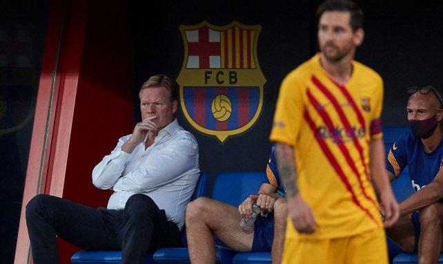 Barças Achterbahn-Saison: Schaffen Messi & Co. die Wende?