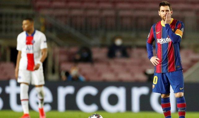 Barça-Verbleib: Messis Bedingung