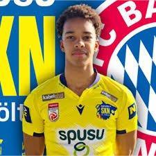Emilian Metu wechselt im Sommer vom SKN St. Pölten zum FC Bayern