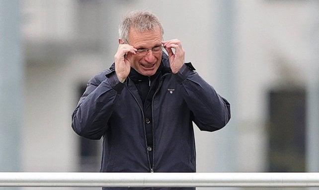 Reschke-Vorwürfe: Hertha weiß von nichts