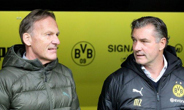 Watzke und Zorc sind beim BVB für Transfers verantwortlich