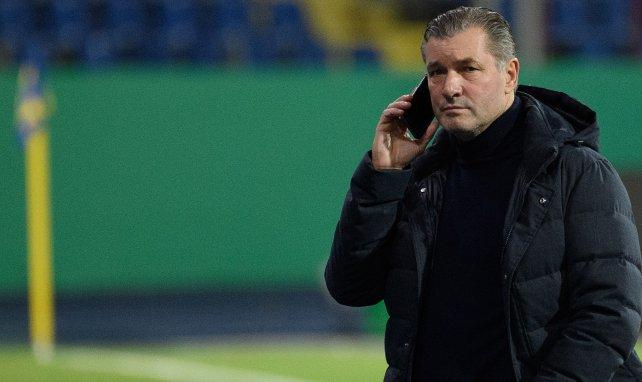 Bericht: Dortmund erkundigt sich nach Koroma