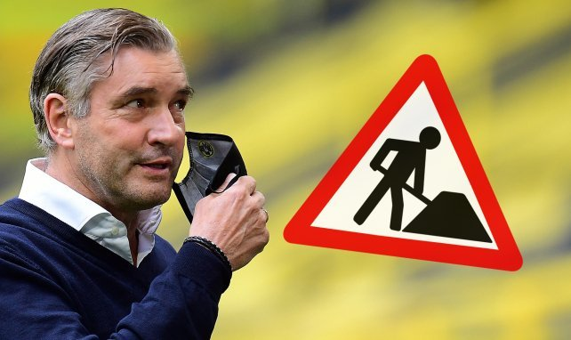 Michael Zorc ist Manager des BVB