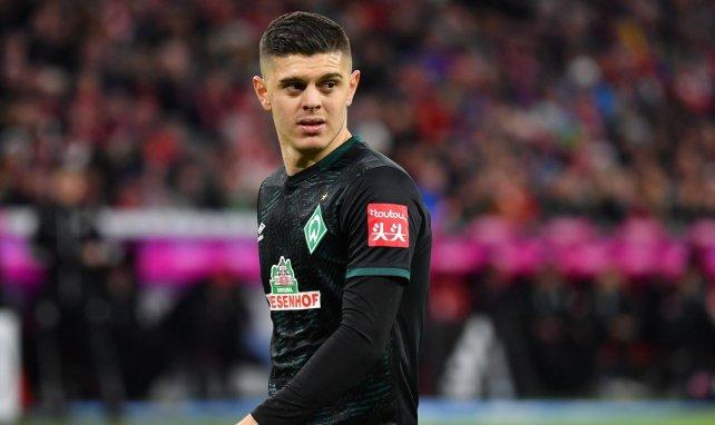 """Werder: Rashica bei Verbleib """"nicht unglücklich"""""""