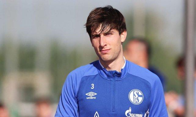 Wird beim FC Schalke 04 wohl nicht mehr glücklich: Juan Miranda