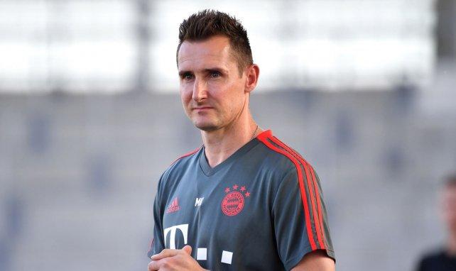 Bayern: Klose verkündet Abschied