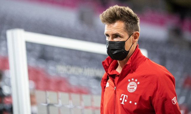 Sportdirektor: Bayern fragte bei Klose an