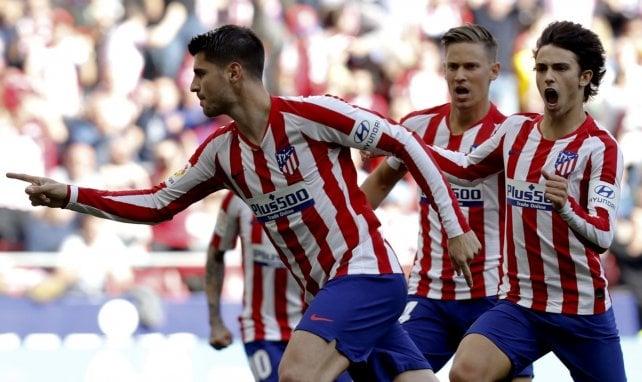Morata schließt sich Juve an