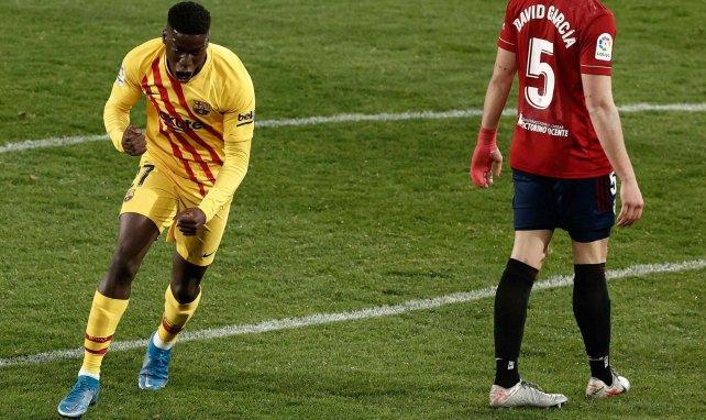 Barça glaubt an Moriba-Verbleib