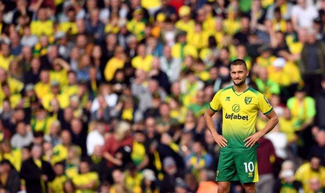 Moritz Leitner will Norwich City verlassen