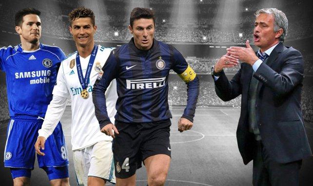 Die Traumelf von José Mourinho