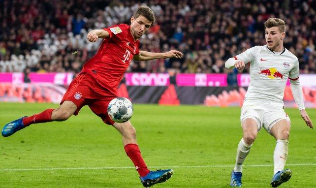 FC Bayern: Müller über Wechselgedanken & Werner