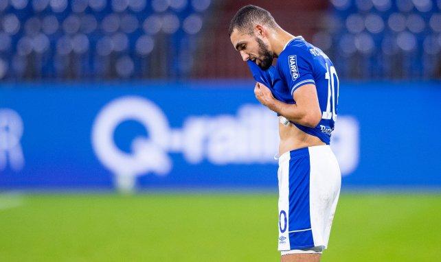Nabil Bentalebs Vertrag auf Schalke ist ausgelaufen