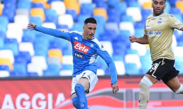Jose Callejón verließ die SSC Neapel nach sieben Jahren