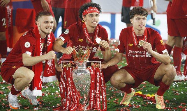 Liverpool: Neuer Vertrag für Williams?