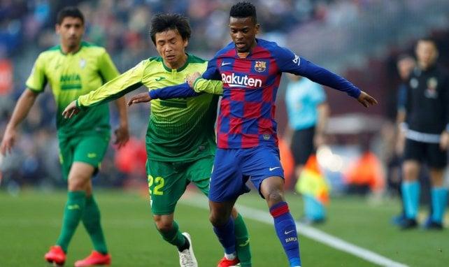 Semedo verabschiedet sich von Barça