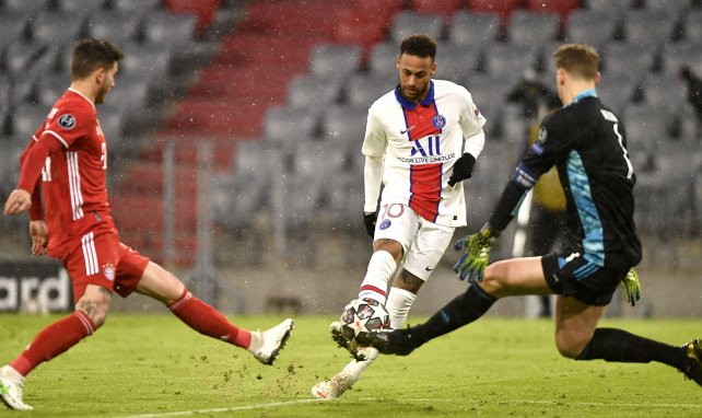 Fast täglich: Messi wirbt um Neymar