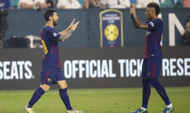 """Neymar vollmundig: """"Will nächstes Jahr wieder mit Messi spielen"""""""