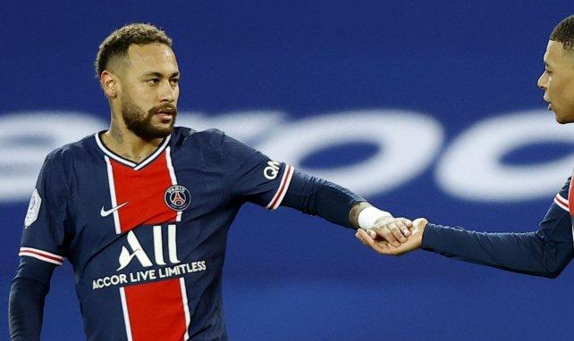 Neymar verlängert bei PSG