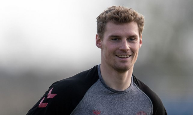 Bericht: Bundesligisten an Juve-Talent Baden Frederiksen dran