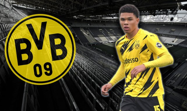 BVB wochenlang ohne Collins