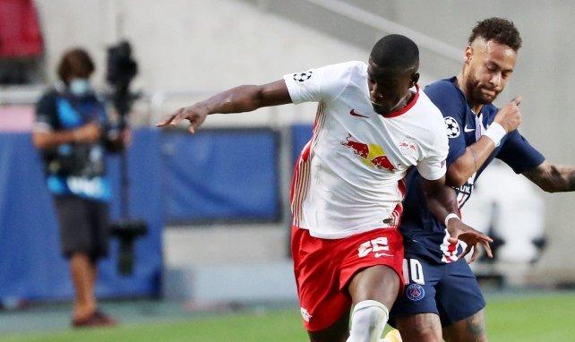 RB Leipzig: Milan-Anfrage wegen Mukiele?