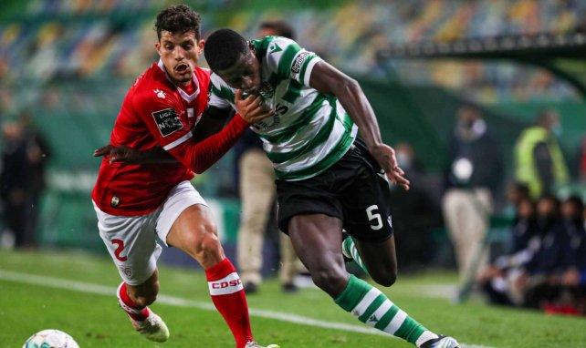 Nuno Mendes weiß sich durchzusetzen