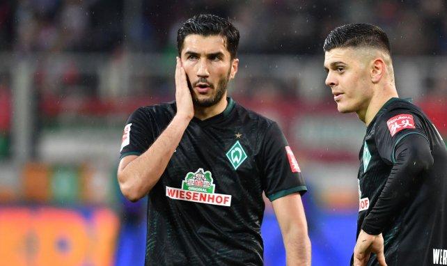 SV Werder: Saison-Aus für Sahin