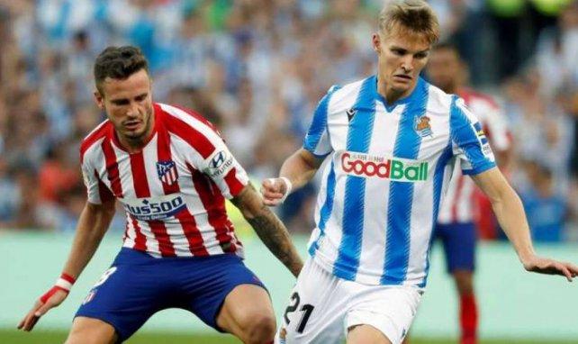 Martin Ödegaard (r.) kehrt im Sommer zu Real Madrid zurück