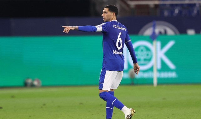 Omar Mascarell spielt seit 2018 für Schalke 04