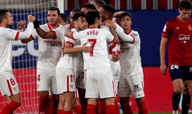 FC Sevilla - FC Barcelona: So könnt ihr das La Liga-Spiel live sehen